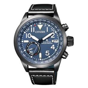 Reloj Citizen Eco Drive Satellite Wave CC3067-11L
