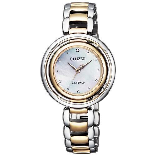 Reloj Citizen Eco Drive Lady EM0666-89D