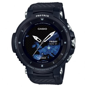 Casio Watch Sport Pro Trek WSD-F30-BKAAE Smart