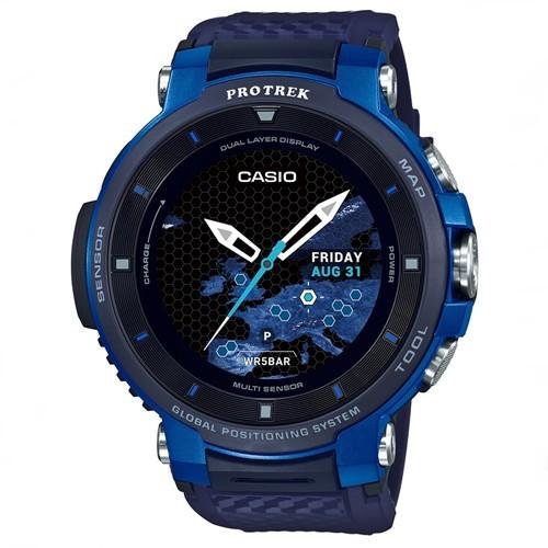 Casio Watch Sport Pro Trek WSD-F30-BUCAE Smart