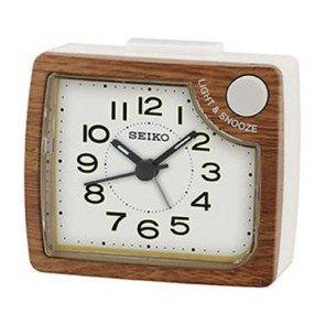 Reloj Despertador Seiko QHE151B 6,5 x 7,6 x 3,5 cm