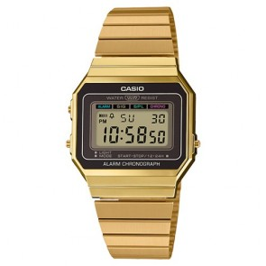 Casio Watch Collection A700WEG-9AEF