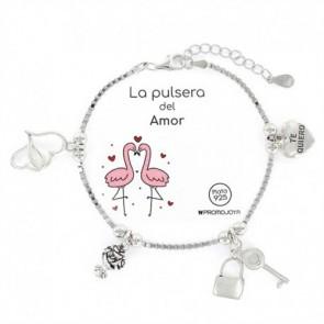 Bracelet Promojoya 9105672 del amor