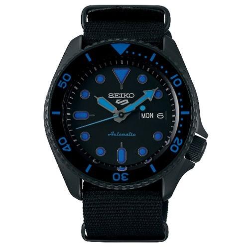 Seiko 5 Watch SRPD81K1 Street Style
