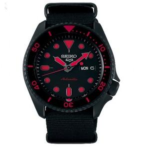 Seiko 5 Watch SRPD83K1 Street Style