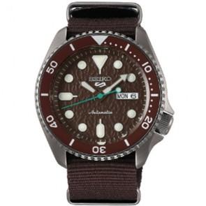 Seiko 5 Watch SRPD85K1 Sense Style