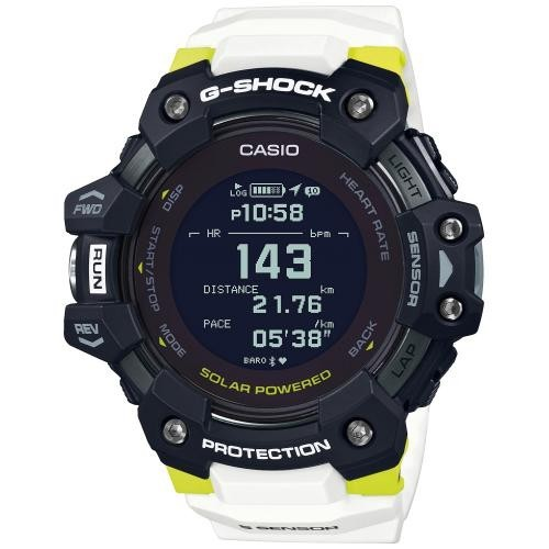 Casio Watch G-Shock GBD-H1000-1A7ER G-Squad HR