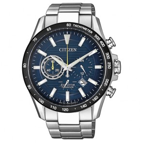 Citizen Watch Eco Drive Super Titanium CA4444-82L