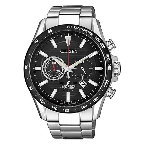 Citizen Watch Eco Drive Super Titanium CA4444-82E