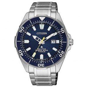 Reloj Citizen Promaster Divers Titanio BN0201-88L