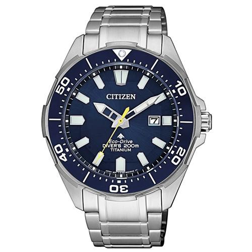 Citizen Watch Promaster Divers Titanio BN0201-88L