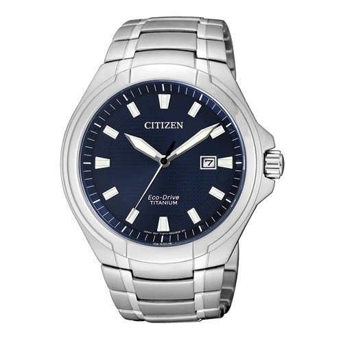 Reloj Citizen Eco Drive Super Titanium BM7430-89L