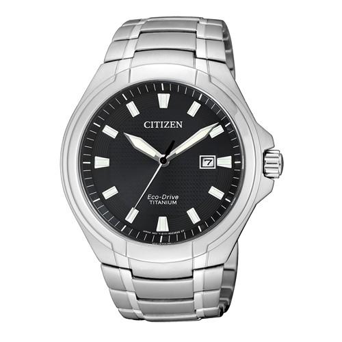 Reloj Citizen Eco Drive Super Titanium BM7430-89E
