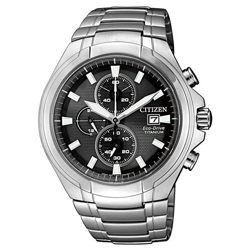 Reloj Citizen Eco Drive Super Titanium CA0700-86E