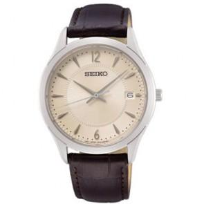 Reloj Seiko Neo Classic SUR421P1 Pareja SUR427P1
