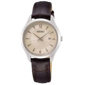 Reloj Seiko Neo Classic SUR427P1 Pareja SUR421P1