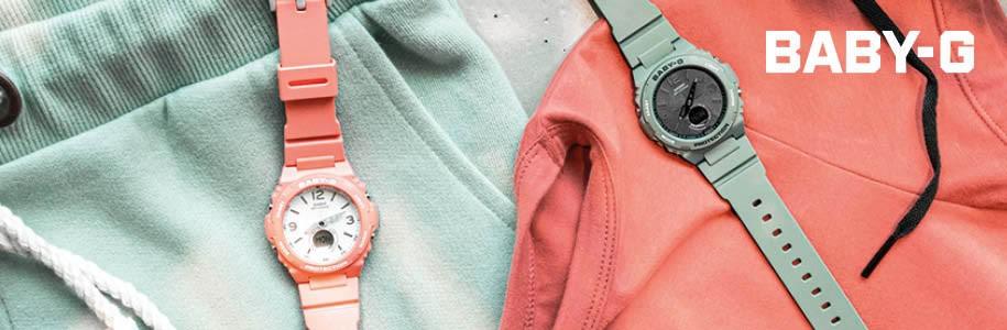 Acheter montres Casio Baby-g Nouveautes en ligne Baby-g Relojesdemoda