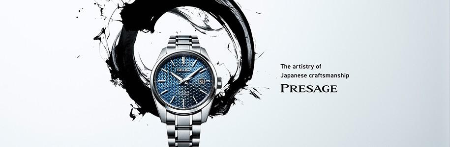 Compra relojes Seiko Presage | Novedades relojes Seiko automaticos