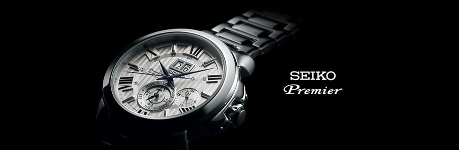 Buy Seiko Premier watches | News Seiko Premier automatic watches