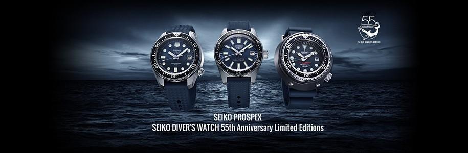 Buy Seiko Prospex watches | News Seiko Prospex divers watches