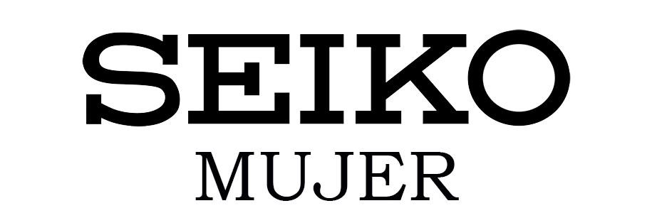 Compra relojes Seiko Mujer | Novedades relojes Seiko mujer