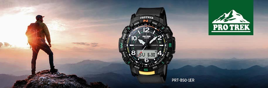 Casio Protek | Comprar relojes Casio Pro trek online - Relojesdemoda