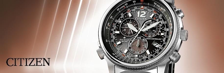 Radio Controlled Citizen buy watches - News Citizen watches