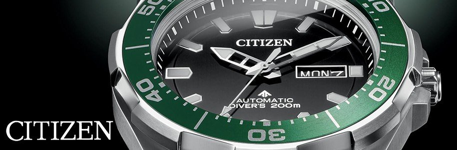 Buy Citizen Diver Promaster watches | New Citizen Promaster online