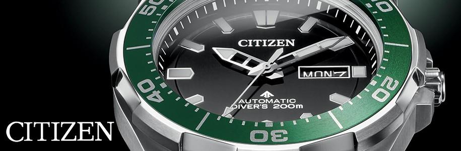 Kaufen uhren Citizen Promaster Divers - Neuheiten Citizen Diver online