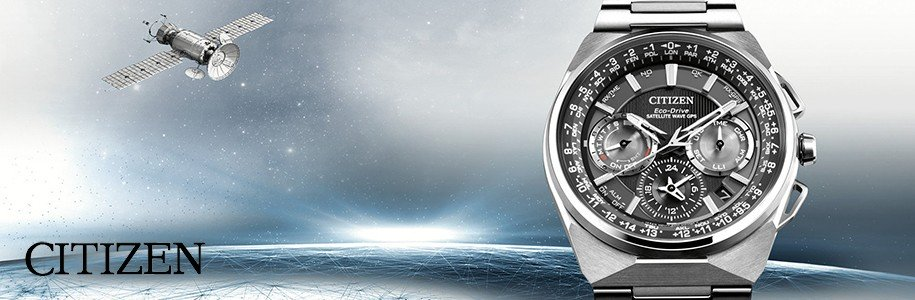 Buy Citizen Satellite Wave watches | New Citizen Satellite Wave online
