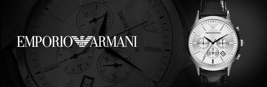 Emporio Armani mens watches | Buy online watches in - Relojesdemoda
