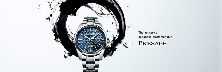 Buy Seiko Presage watches | News Seiko Presage automatic watches