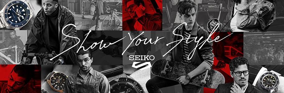 Comprar Relojes Seiko 5 Automaticos| Novedades relojes Seiko 5 online