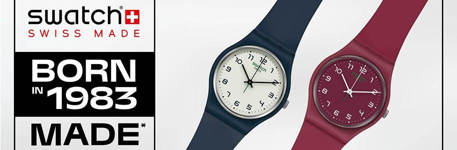 Compre relógios Swatch Femem - Venda online relógios Swatch